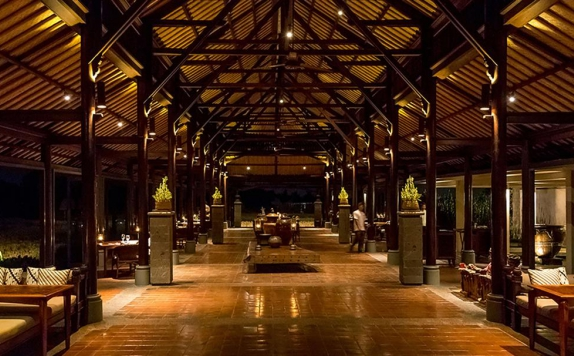 Restaurant di The Chedi Club at Tanah Gajah