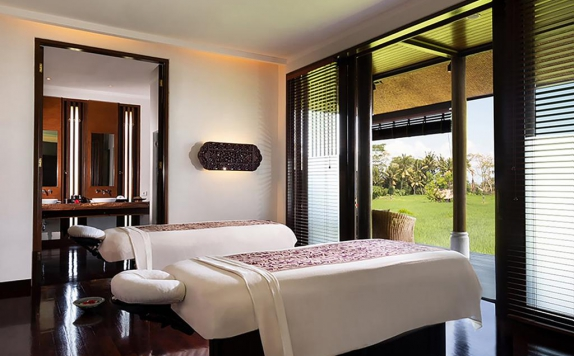 Spa di The Chedi Club at Tanah Gajah