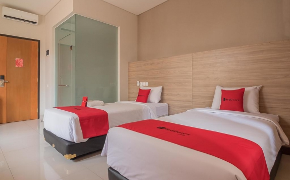 Guest Room di The Cherry Homes Hotel & Residence