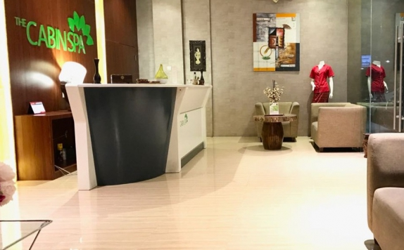 Spa di The Crew Hotel Medan