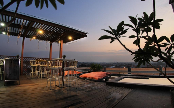 Rooftop di The Edelweiss