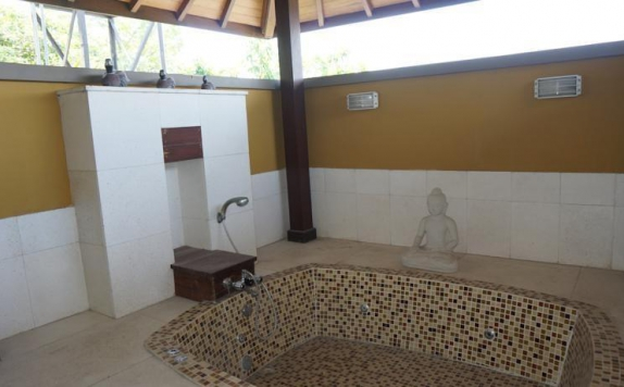 Bathroom di The Edelweiss Hideaway Solo