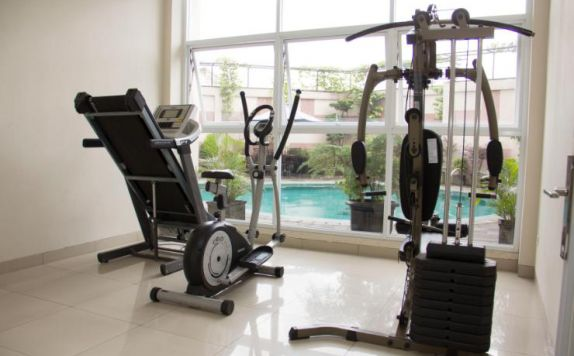 Fitnes Centre di The Eight Hotel Bandung