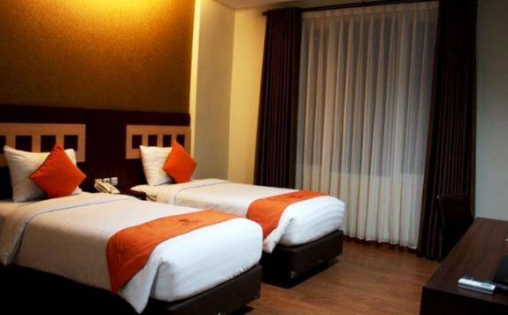 Guest Room di The Eight Hotel Bandung