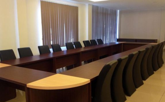 Meeting Room di The Eight Hotel Bandung