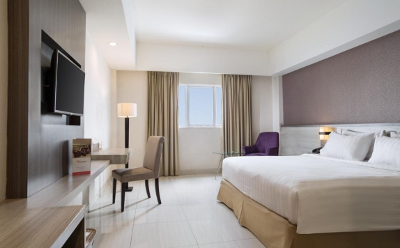 Guest room di The Evitel Hotel Cibitung