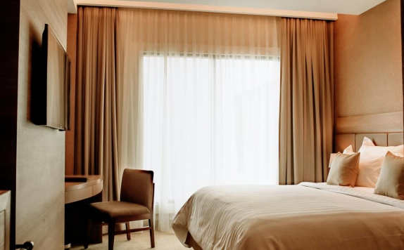 Guest room di The Excelton Hotel