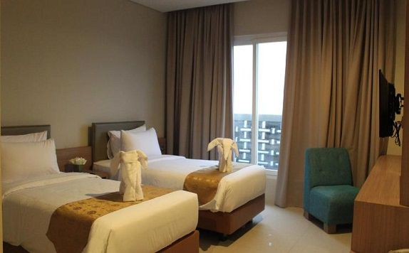 di The Forest Hotel Bogor