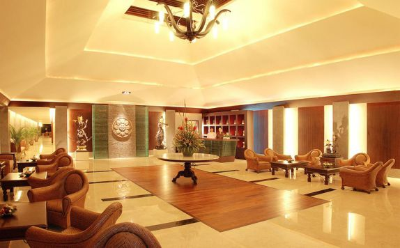 Interior Hotel di The Graha Cakra Bali