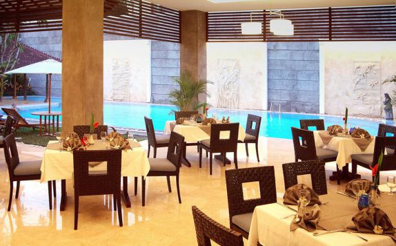 Restaurant di The Graha Cakra Bali
