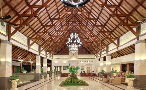 Interior di The Grand Bali Nusa Dua