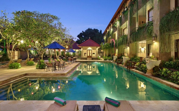 Swimming Pool di The Grand Bali Nusa Dua