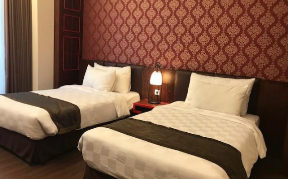 Guest Room di The Grantage Hotel & Sky Lounge BSD City Tangerang