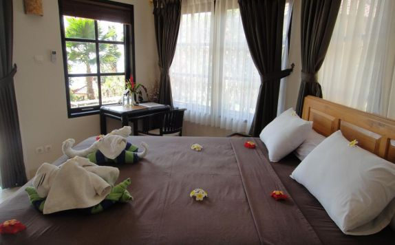 Guest room di The Hamsa Resort