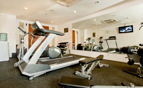 gym center di The Haven Bali Seminyak