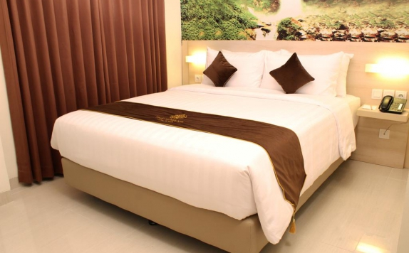 Guest room di The Himana Malang