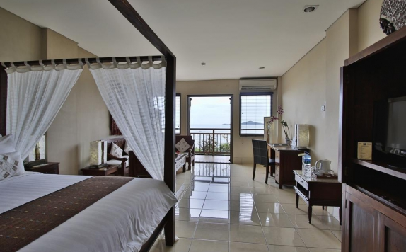 guest room di The Jayakarta Suite - Komodo Flores