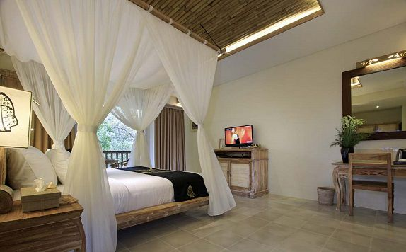 Kayon River Suite di The Kayon Resort ubud Bali