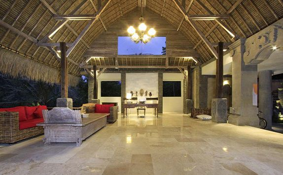 Lobby di The Kayon Resort ubud Bali