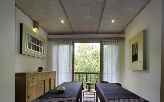 Massage di The Kayon Resort ubud Bali