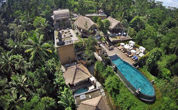 The Resort di The Kayon Resort ubud Bali