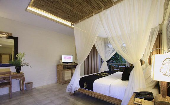 Valley Deluxe Room di The Kayon Resort ubud Bali