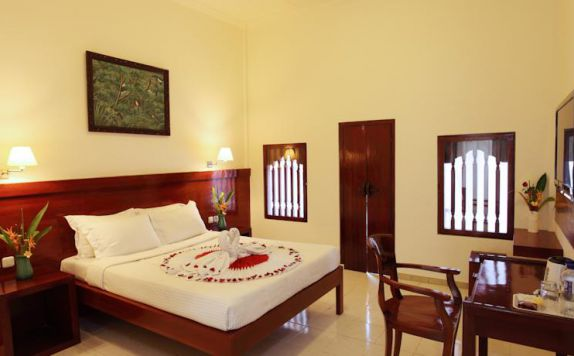 guest room di The Kodja Beach Resort