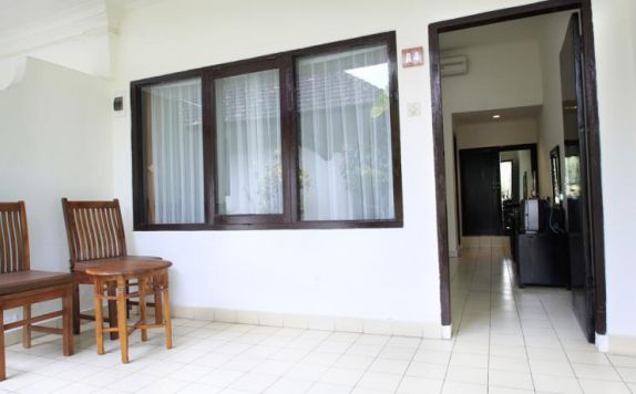 interior di The Kodja Beach Resort