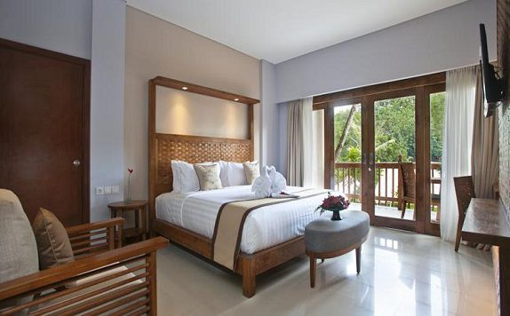 King Bed di The Lokha Ubud