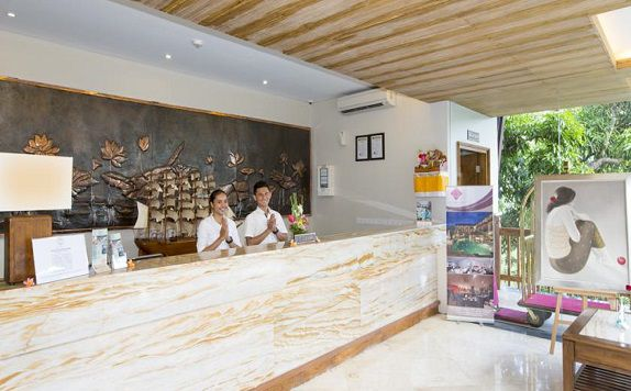 Reservation di The Lokha Ubud