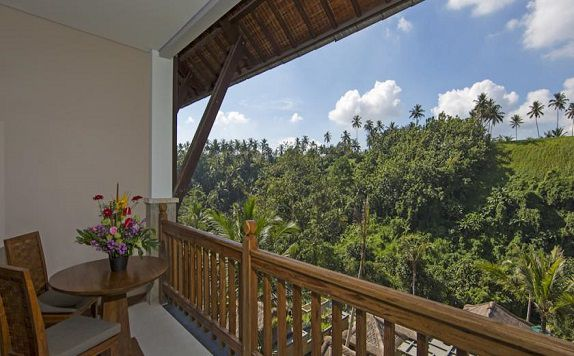 Terrace di The Lokha Ubud
