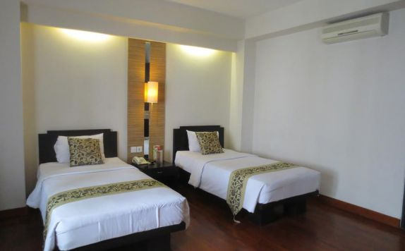 guest room di The Losari Hotel Kuta