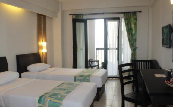 Twin Room di The Losari Hotel Kuta