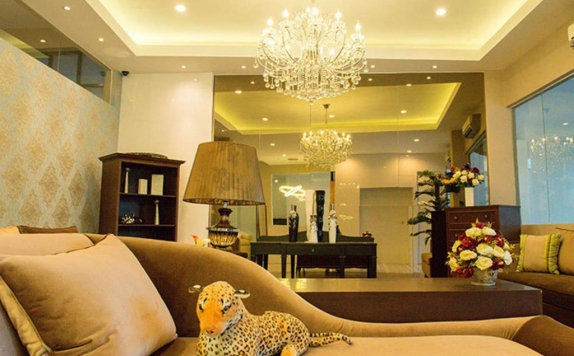 lobby di The Luxe Boutique Guest House