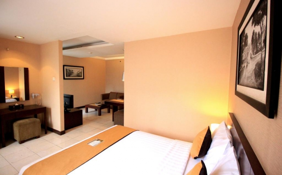 Amenities di The Majesty Hotel & Apartment