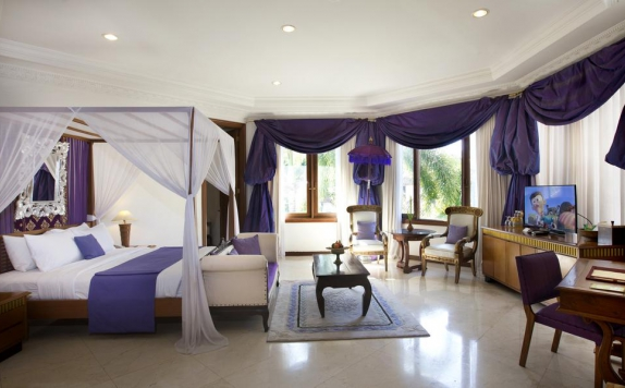 Bedroom di The Mansion Resort and Spa