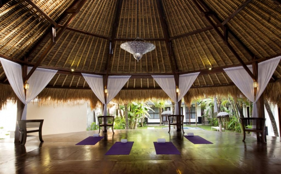 Fitness Center di The Mansion Resort and Spa
