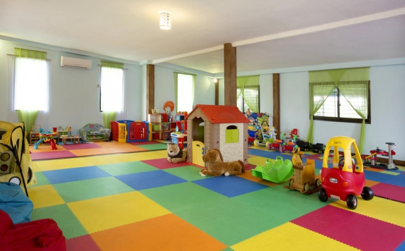 kids Corner di The Mansion Resort and Spa