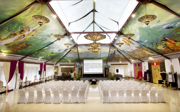 Meeting room di The Mansion Resort and Spa