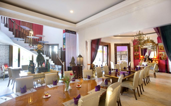 Restaurant di The Mansion Resort and Spa