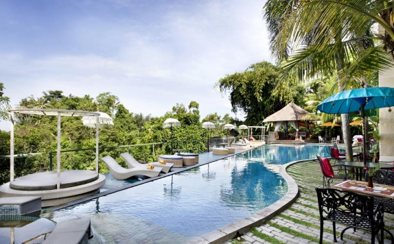 Swimming Pool di The Mansion Resort and Spa