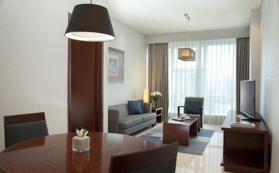 Interior di The Mayflower Jakarta (Apartment)