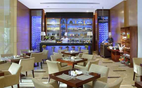 Restaurant di The Mayflower Jakarta (Apartment)