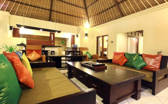 Interior di The Mutiara Jimbaran Boutique Villas