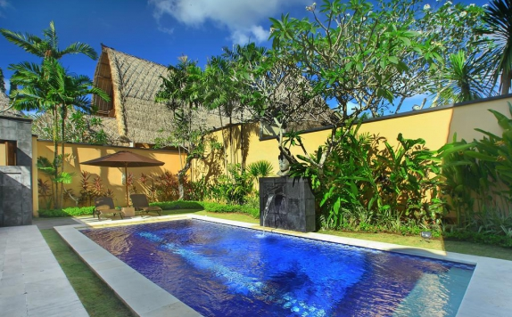 Swimming Pool di The Mutiara Jimbaran Boutique Villas