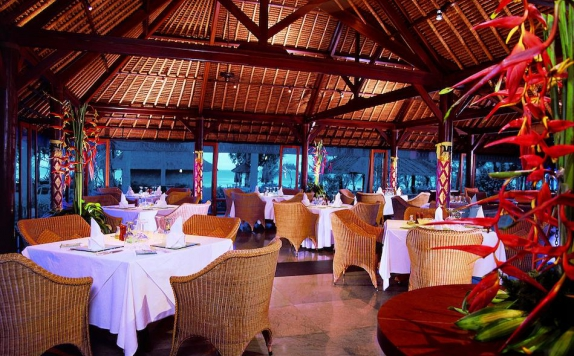 Restaurant di The Oberoi Hotel