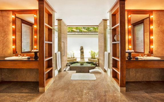 Spa di The Oberoi Hotel