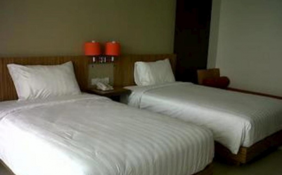 Guest Room di The Oxalis Regency Hotel