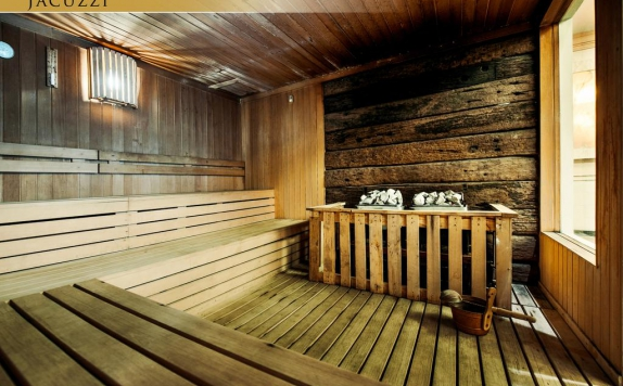 Sauna di The Papandayan