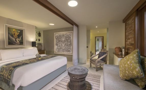 guest room di The Purist Villas